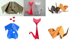 Origami Pets - bob werner design challenge