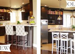 counter stools for kitchen island bar stunning diner bar stools tabouret bistro wood seat gunmetal