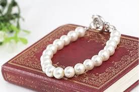 pearl style bracelet images 2018 fashion jewelry pearl bracelet bohemian style handmade simple jpg