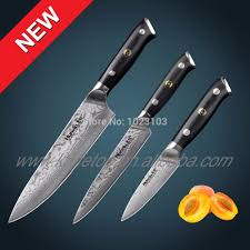reviews 67 layers 3 pcs japanese vg10 damascus stainless steel