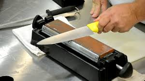 how to sharpen a kitchen knife knife sharpening youtube