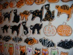 food art party cookie decorating ideas
