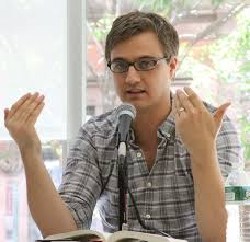 chris hayes journalist wikipedia