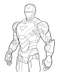 printable coloring pages for iron man printable ironman coloring pages complete printable coloring pages