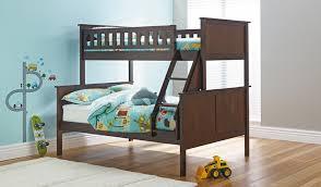 bunk beds loft beds kids double king queen white black
