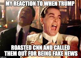 Memes Fake - donald trump vs cnn fake news memes 04 wishmeme
