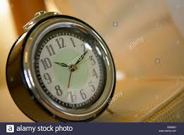 Old Fashioned Alarm Clocks Close Up Of Old Fashioned Alarm Clock Stock Photo Royalty Free