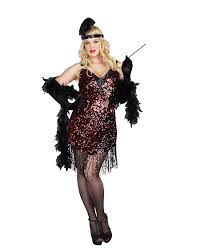 flapper halloween costumes for womens dazzling flapper costume haunted cider celebration