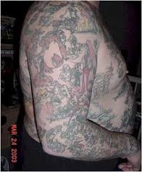 b3ta interviews the disney tattoo guy