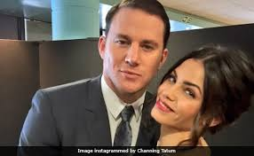 Channing Tatum Channing Tatum And Dewan Lovingly Separate After 9