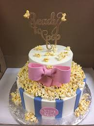 ready to pop baby shower cake ideas zone romande decoration