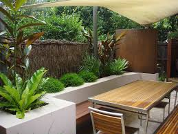 Courtyard Garden Ideas Triyae Com U003d Inner City Backyard Ideas Various Design