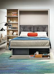 Wall Bed Sofa Systems Oslo 173 Resource Furniture Queen Wall Bed Systems