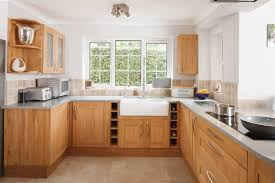 Red Lacquer Kitchen Cabinets Solid Wood Kitchen Cabinets Image Gallery