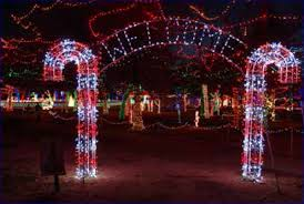 broken arrow christmas lights rhema christmas light display lights up broken arrow kfor com