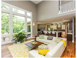 Yellow Fireplace by Astonishing Yellow And Gray Living Room Living Room Glass Coffee
