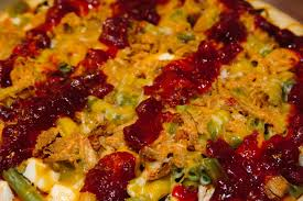favorite thanksgiving food for the love of food thanksgiving leftovers pizza