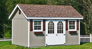 Storage Shed With Windows Designs Garden Potting Sheds Garden Storage Sheds Horizon Structures