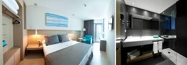 chambre communicante family rooms hotel atenea port site officiel