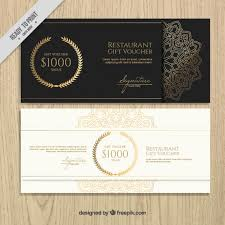 discount restaurant gift cards discount coupons of restaurant vector free
