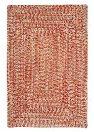 Outdoor Throw Rugs by Catalina Colonial Mills Braided Area Rugs Indoor Outdoor Rugs