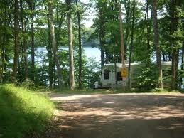 Wisconsin Scenic Drives Map Delta Lake Campground Bayfield County Wi Official Website