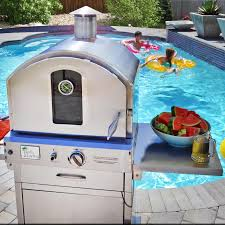 Outdoor Pizza Oven Pacific Living Pl8430ss Propane Gas Stainless Steel Outdoor Pizza
