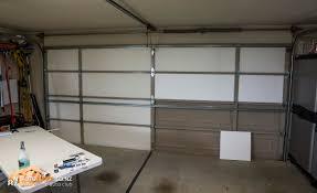 Insulating Garage Door Diy by Tips Great Home Depot Garage Door Insulation For Better Garage