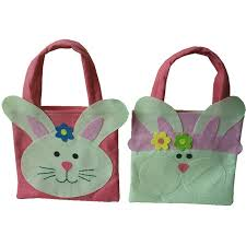 easter bags top grand 1pcs easter candy bags rabbit gift bag easter baskets