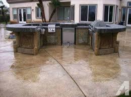 prefabricated outdoor kitchen islands u2014 the clayton design easy