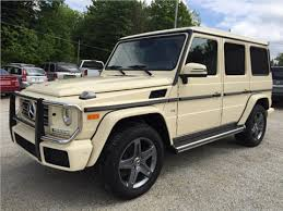 mercedes g class sale mercedes g class for sale in ohio carsforsale com