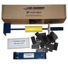 Laminate Floor Repair Kit Home Depot Bullet Tools Ergonomic Flooring Tapping Block 711 The Home Depot