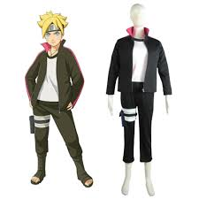 werewolf costume halloween city boruto naruto cosplay the movie uzumaki boruto sweater anime