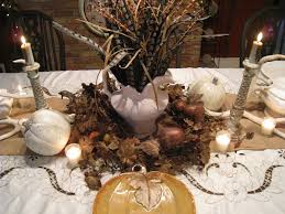 easy thanksgiving decorations last minute thanksgiving tablescaping furnish burnish