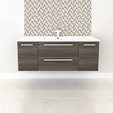 bathroom patterned vanity signaturehardware com 36 louise vessel