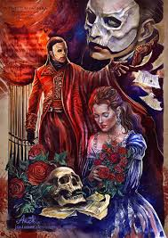 phantom of the opera halloween costume christine phantom of the opera fanartfriday nyc theater reviews show score
