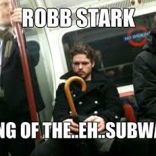 Robert Memes - i pledge allegiance to robert stark king of the subway by cag