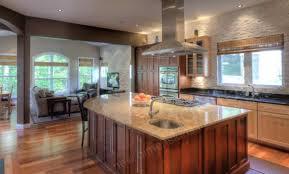 Natural Stone Kitchen Stacked Stone Veneer Kitchen - Stacked stone veneer backsplash