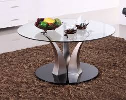 Round Glass Coffee Table by 15 Versatile And Gorgeous Round Glass Coffee Table Ideas U2013 Home Info