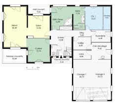 plan de maison a etage 5 chambres maison en l etage con plan maison 5 chambres avec etage e plan