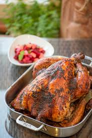 a jamaican spin on a thanksgiving tradition turkey recipe by