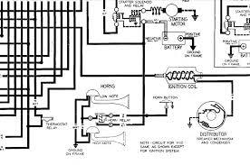 wiring 6 volt positive ground horns