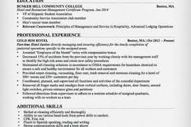 Janitorial Resume Examples by Janitor Resume Objective Reentrycorps