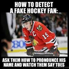 Hockey Memes - how to detect a fake hockey fan hockey memes pinterest hockey