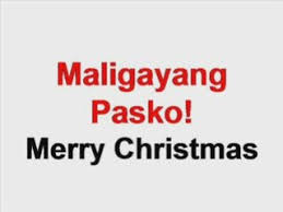 merry in tagalog