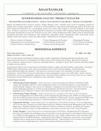 Business Analyst Resume Sample by Resume Analyst Business Analyst Resume Samples Sample Resume