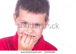 nail biting stock images royalty free images u0026 vectors shutterstock