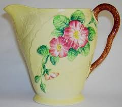 Melba Ware Vase 102 Best Carlton Ware Images On Pinterest Clarice Cliff Pressed