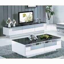 Living Room Furniture Cabinets by Displaying Gallery Of Tv Cabinet And Coffee Table Sets View 5 Of