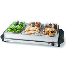 Buffet Server With Warming Tray by Catering Food Warmers Ebay